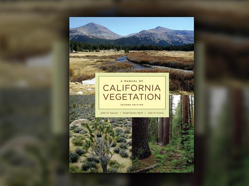 Manual of California Vegetation